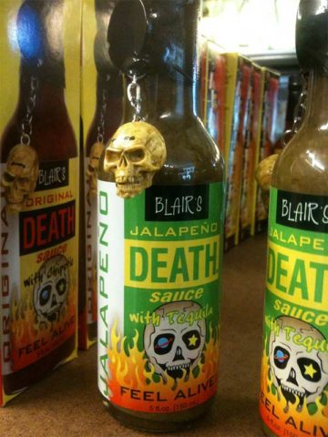 Hot Sauce of Death