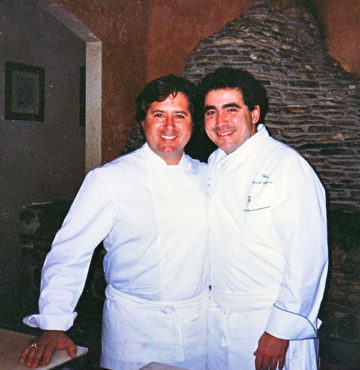 Norman & Emeril at '21