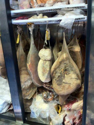 Hams at Husk