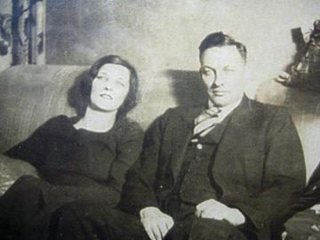 Gra & Granpa Van Aken