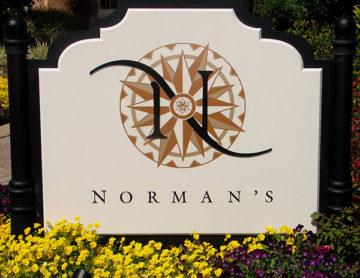 Norman's Orlando Sign