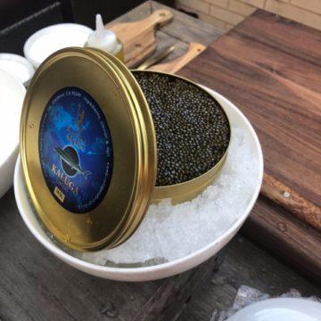 Caviar on Ice