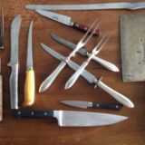 "My Kitchen Meditations: ""On Knives"""