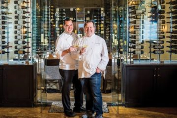 Chef Van Aken & Mendoza Photo Credit: Robert Gonzalez