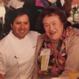 Meeting Julia Child, (The First Time)