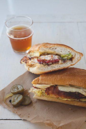 Fish Sandwich, Photo by Penny De Los Santos