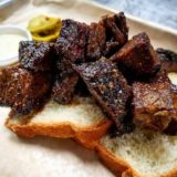 A Word On Food: Burnt Ends