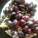 A Word On Food: Grapes, (Happy New Year!)