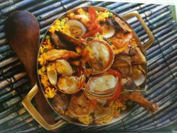 PAELLA Photo by Tim Turner