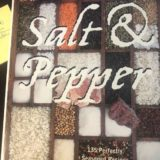 A Word On Food: Salt and Pepper