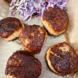 A Word On Food: Blackened Seafood