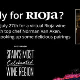 Cooking Class: Wall St. Journal, Rioja Wines and NVA