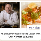 Ment'or Virtual Cooking Lesson